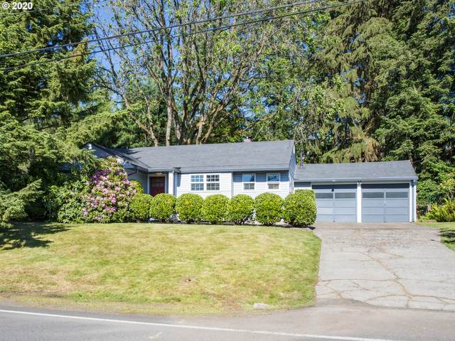1100 SW 84TH Ave, Portland, OR 97225 (MLS #20403525) :: Next Home Realty Connection