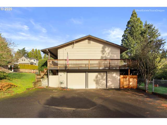 13910 SW 121ST Ave, Tigard, OR 97223 (MLS #20404402) :: Fox Real Estate Group