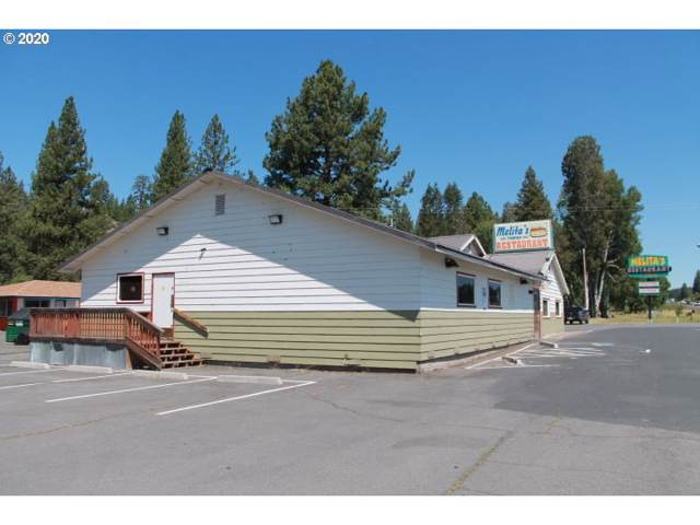39500 N Hwy 97, Chiloquin, OR 97624 (MLS #20404596) :: Townsend Jarvis Group Real Estate