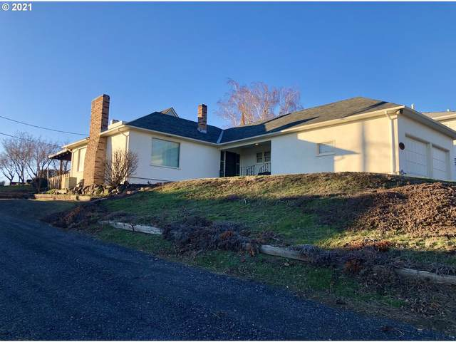 517 NW 12TH St, Pendleton, OR 97801 (MLS #20404762) :: Fox Real Estate Group