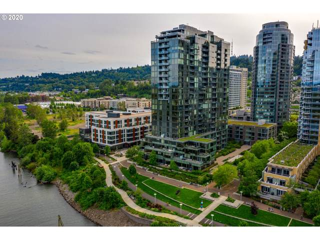 841 SW Gaines St #2200, Portland, OR 97239 (MLS #20405032) :: McKillion Real Estate Group