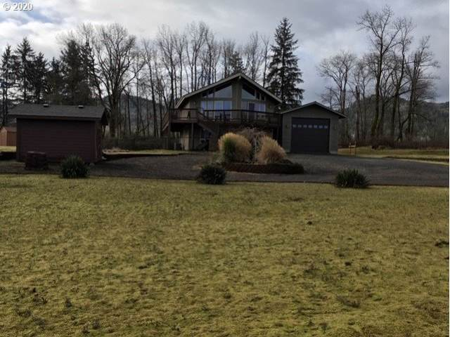 47070 River Ranch Ln, Clatskanie, OR 97016 (MLS #20405404) :: Song Real Estate