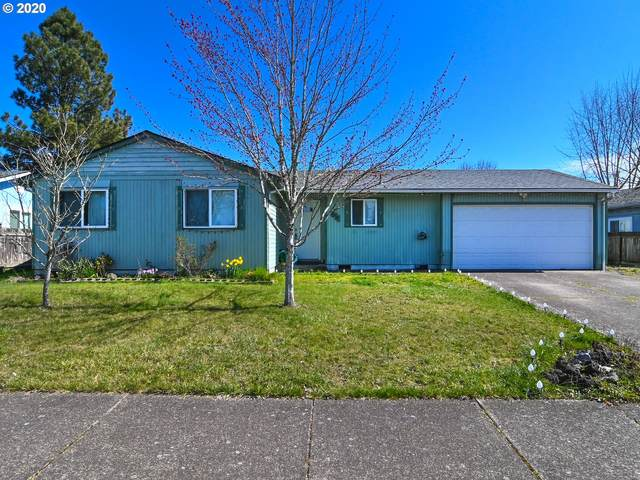 411 40TH St, Springfield, OR 97478 (MLS #20405898) :: Premiere Property Group LLC