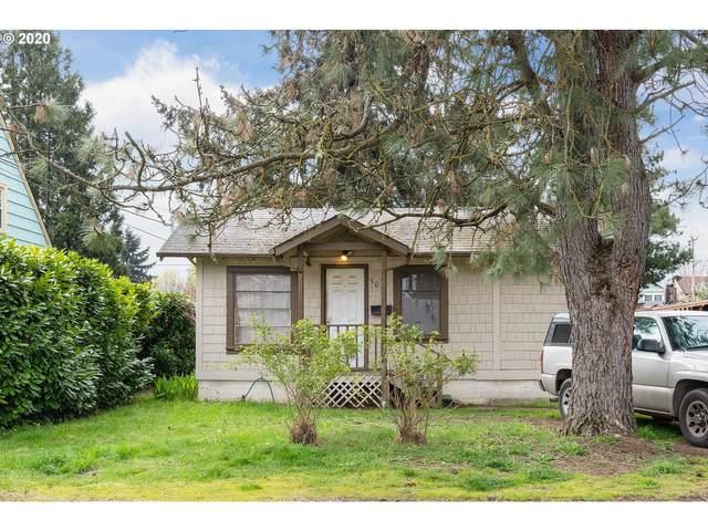 5036 SE Bybee Blvd, Portland, OR 97206 (MLS #20406057) :: Homehelper Consultants