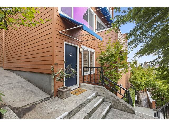 3701 SW Condor Ave K1, Portland, OR 97239 (MLS #20406266) :: Real Tour Property Group