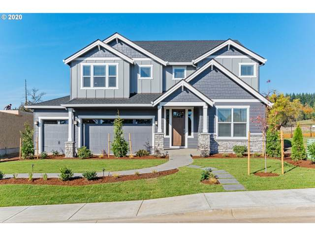 1607 NE 37TH Ave Lt113, Camas, WA 98607 (MLS #20407072) :: Piece of PDX Team