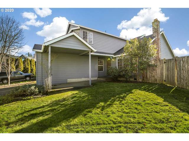 5653 NW 180TH Pl, Portland, OR 97229 (MLS #20407108) :: Next Home Realty Connection