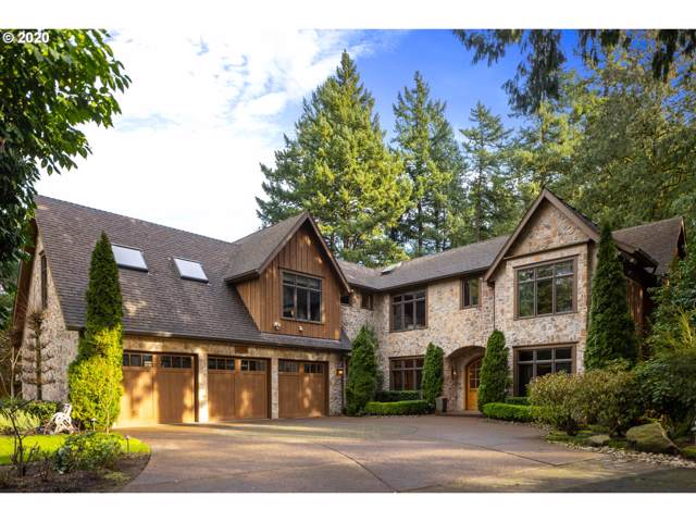 2880 Upper Dr, Lake Oswego, OR 97035 (MLS #20408033) :: Premiere Property Group LLC