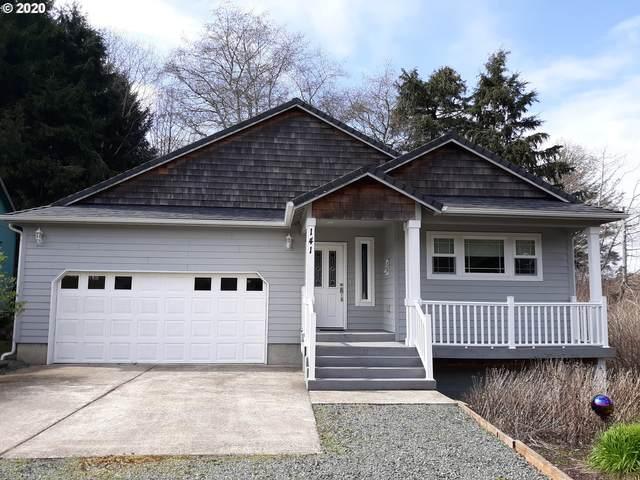 141 N Lagoon St, Rockaway Beach, OR 97136 (MLS #20408096) :: McKillion Real Estate Group