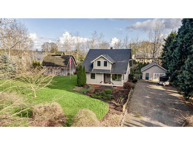 51836 SE 6TH St, Scappoose, OR 97056 (MLS #20408450) :: Next Home Realty Connection