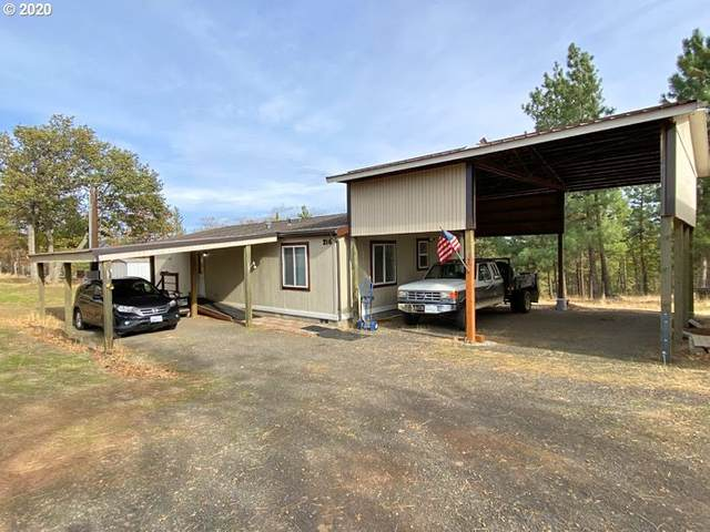 216 Old Mtn Rd, Goldendale, WA 98620 (MLS #20408994) :: Townsend Jarvis Group Real Estate