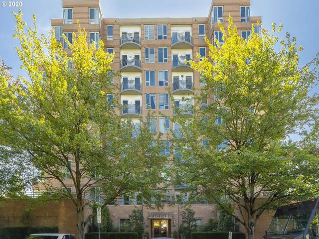 1132 SW 19TH Ave #606, Portland, OR 97205 (MLS #20409127) :: McKillion Real Estate Group