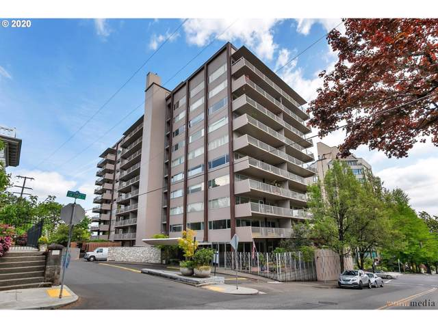 2323 SW Park Pl #506, Portland, OR 97205 (MLS #20409295) :: Song Real Estate