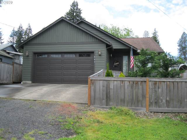 845 1ST Ave, Vernonia, OR 97064 (MLS #20409374) :: Change Realty