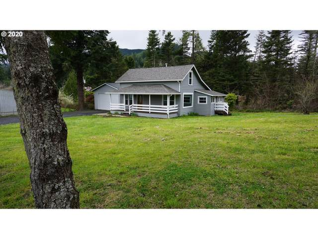 18976 Hwy 42, Myrtle Point, OR 97458 (MLS #20409769) :: Townsend Jarvis Group Real Estate