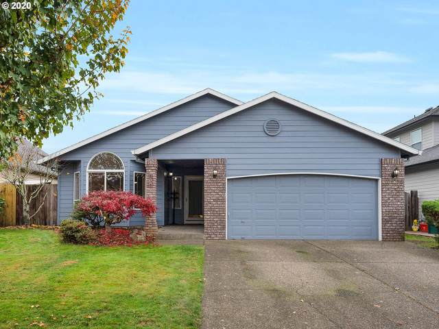 858 SW 24TH St, Troutdale, OR 97060 (MLS #20410702) :: The Galand Haas Real Estate Team