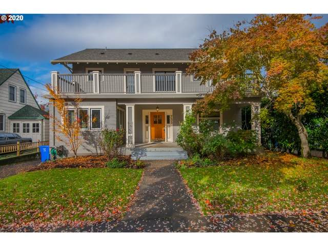 735 NE Royal Ct, Portland, OR 97232 (MLS #20410738) :: Holdhusen Real Estate Group