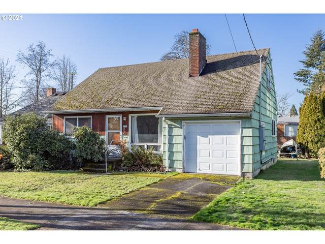 5721 SE 46TH Ave, Portland, OR 97206 (MLS #20410988) :: Lux Properties