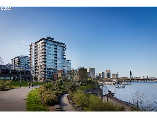 1930 S River Dr W602, Portland, OR 97201 (MLS #20411159) :: The Liu Group