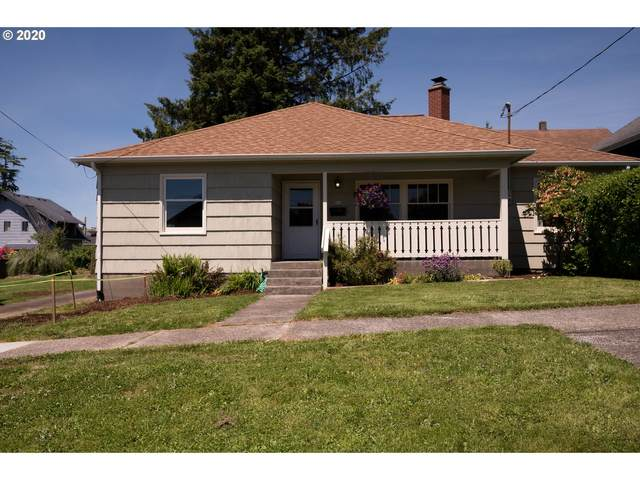 860 Niagara Ave, Astoria, OR 97103 (MLS #20411183) :: Gustavo Group