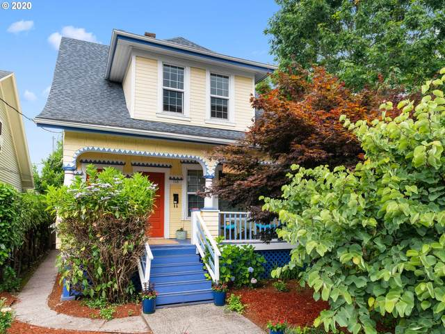 317 NE Monroe St, Portland, OR 97212 (MLS #20411709) :: McKillion Real Estate Group