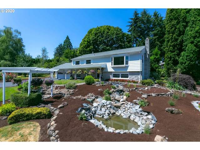 12020 SW Rose Vista Dr, Tigard, OR 97223 (MLS #20411780) :: Premiere Property Group LLC