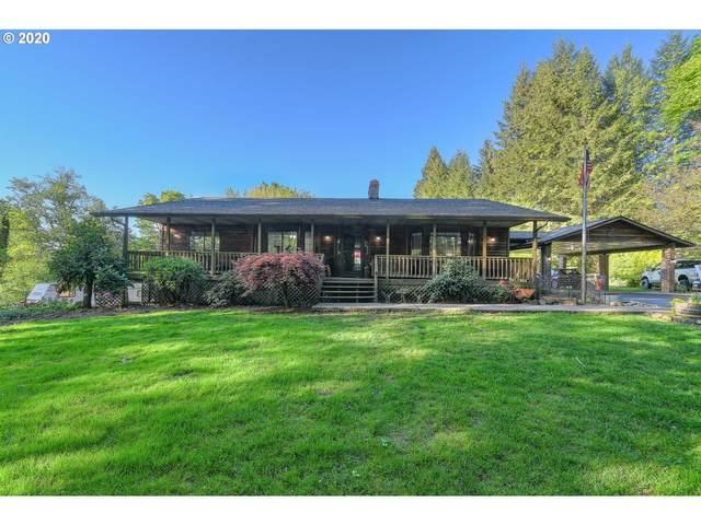 21402 NE Wh Garner Rd, Yacolt, WA 98675 (MLS #20412010) :: Fox Real Estate Group