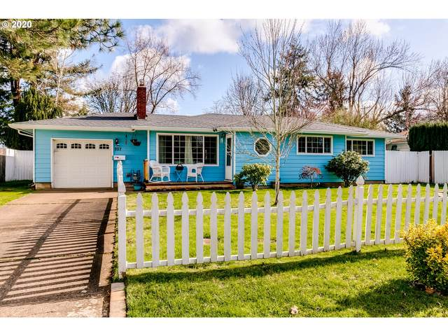 957 Archie St, Eugene, OR 97402 (MLS #20412453) :: Fox Real Estate Group