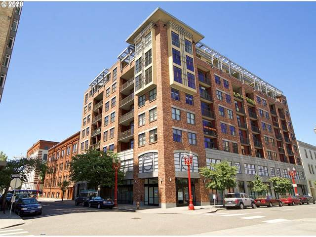 411 NW Flanders St #401, Portland, OR 97209 (MLS #20413112) :: Holdhusen Real Estate Group