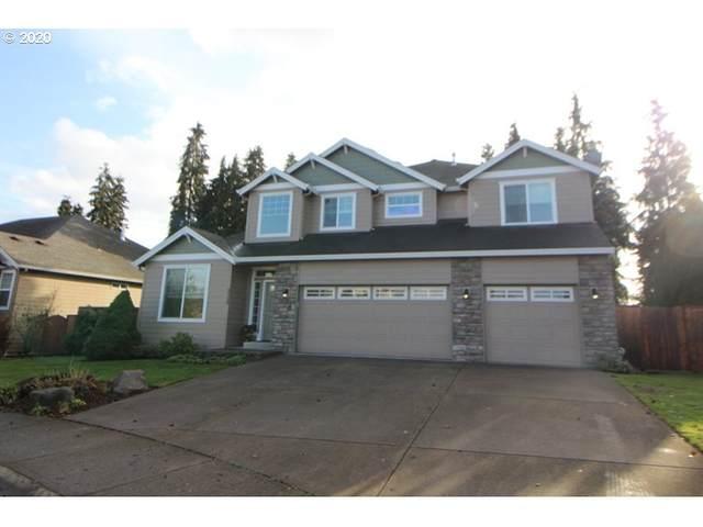 9509 NE 101ST St, Vancouver, WA 98662 (MLS #20413140) :: Premiere Property Group LLC