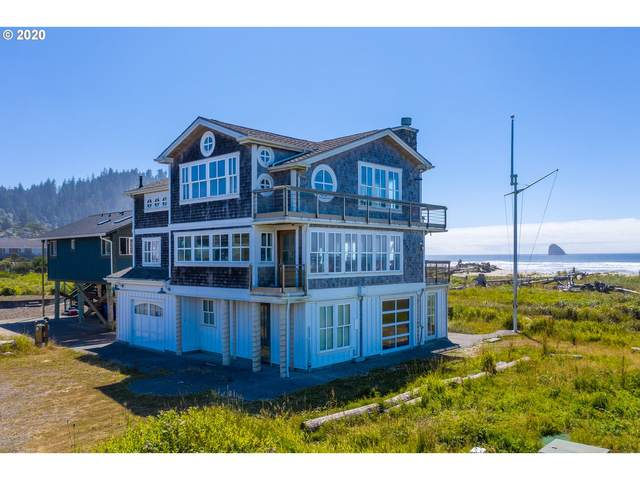 6050 Fourth St, Cape Meares, OR 97141 (MLS #20413331) :: McKillion Real Estate Group