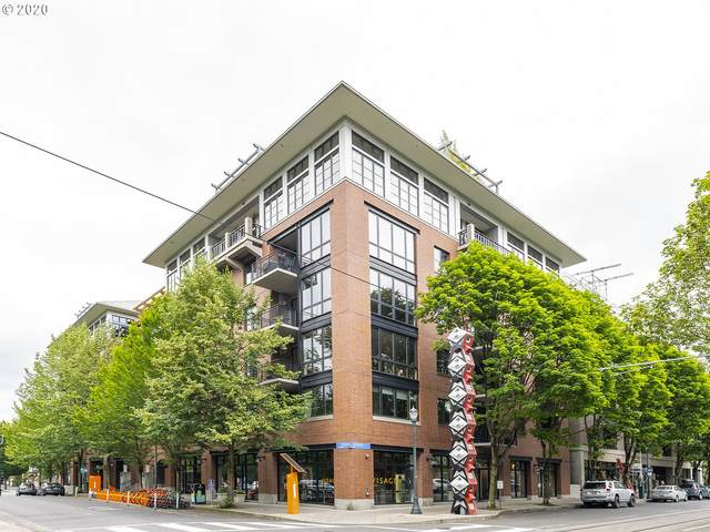 1030 NW Johnson St #202, Portland, OR 97209 (MLS #20413945) :: Beach Loop Realty