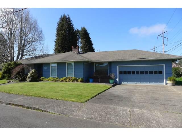 240 N 20TH St, Reedsport, OR 97467 (MLS #20415002) :: Fox Real Estate Group