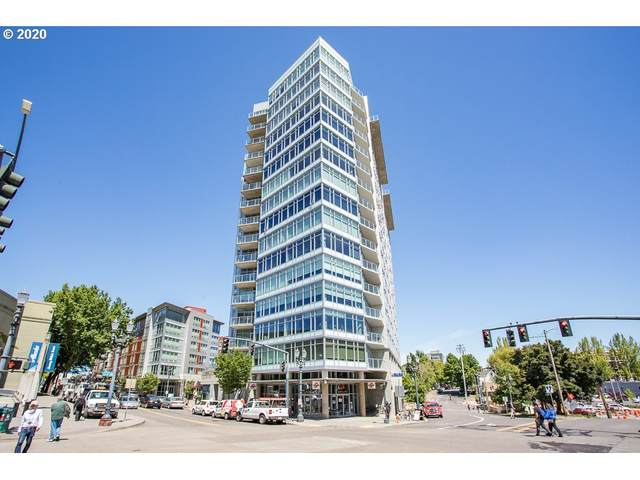 1926 W Burnside St #310, Portland, OR 97209 (MLS #20416295) :: The Galand Haas Real Estate Team