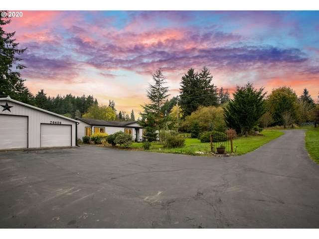 76456 Alston Mayger Rd, Rainier, OR 97048 (MLS #20417083) :: Premiere Property Group LLC