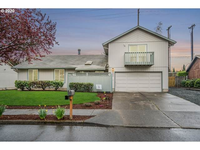 20830 NW Chiloquin Ct, Portland, OR 97229 (MLS #20417115) :: Change Realty