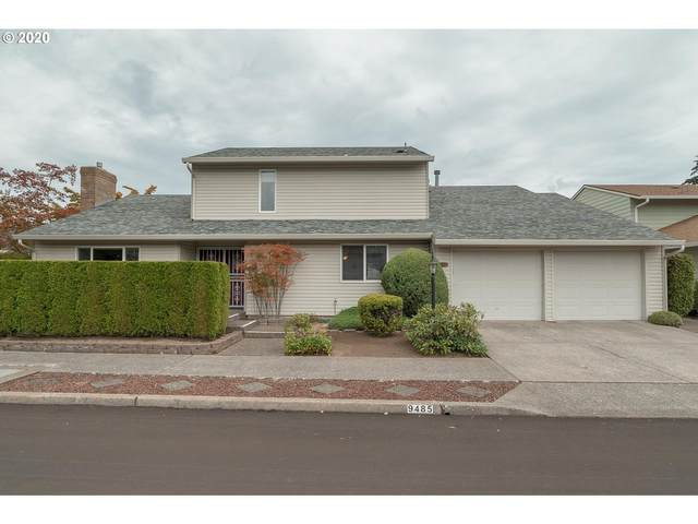 9485 SW Summerfield Dr, Tigard, OR 97224 (MLS #20417417) :: The Liu Group