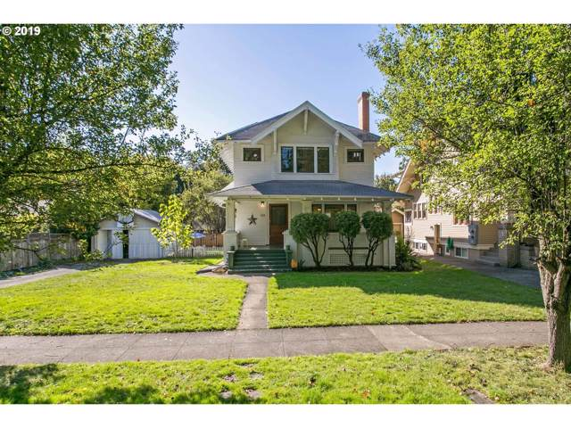 2506 SE Grant St, Portland, OR 97214 (MLS #20417716) :: The Liu Group
