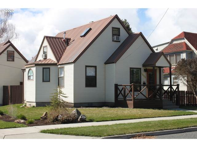 1305 Church St, Baker City, OR 97814 (MLS #20418197) :: Gustavo Group