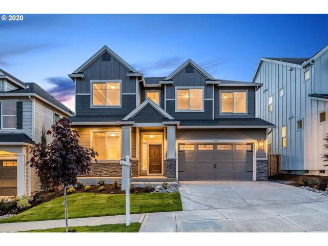 7627 NW 166th (Lot 108) Ave, Portland, OR 97229 (MLS #20418741) :: Fox Real Estate Group