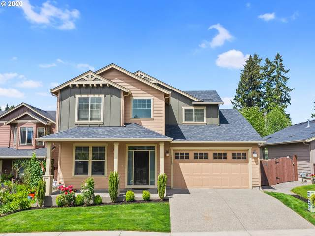 10802 NE 88TH St, Vancouver, WA 98662 (MLS #20418869) :: Song Real Estate