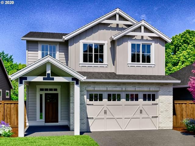 7244 SW Chestnut Ln, Wilsonville, OR 97070 (MLS #20419222) :: Song Real Estate
