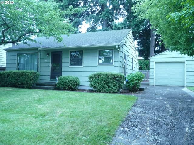 2020 SE Miller St, Portland, OR 97202 (MLS #20419266) :: McKillion Real Estate Group