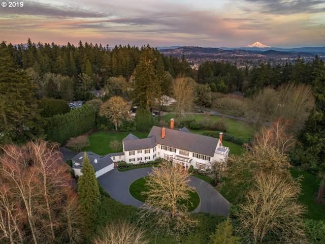 1405 SW Corbett Hill Cir, Portland, OR 97219 (MLS #20419370) :: Stellar Realty Northwest
