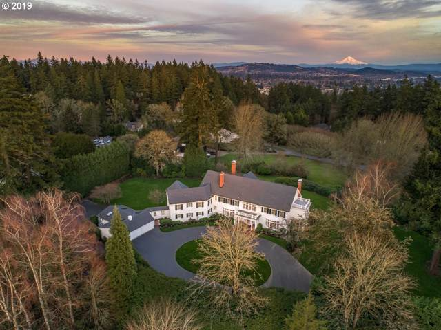 1405 SW Corbett Hill Cir, Portland, OR 97219 (MLS #20419370) :: Gustavo Group