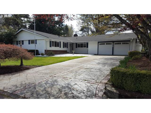 8980 SW Caroline Dr, Portland, OR 97225 (MLS #20419882) :: Fox Real Estate Group