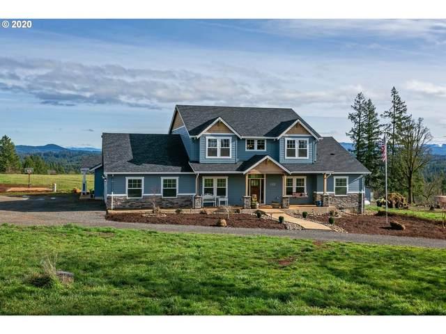 14544 S Cochell Ln, Mulino, OR 97042 (MLS #20420014) :: McKillion Real Estate Group