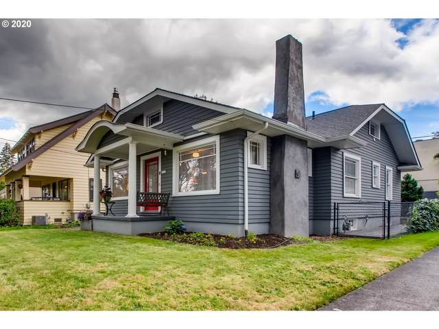7215 SE 17TH Ave, Portland, OR 97202 (MLS #20420284) :: Holdhusen Real Estate Group