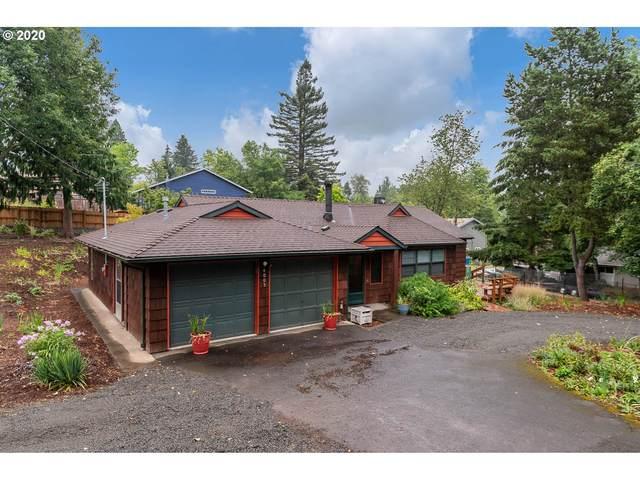 4005 SW Kanan Dr, Portland, OR 97221 (MLS #20420330) :: Premiere Property Group LLC