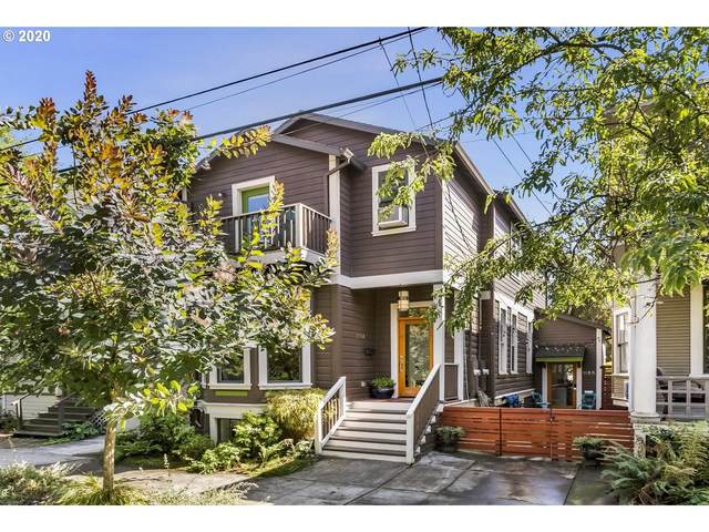118 NE Tillamook St, Portland, OR 97212 (MLS #20420465) :: McKillion Real Estate Group
